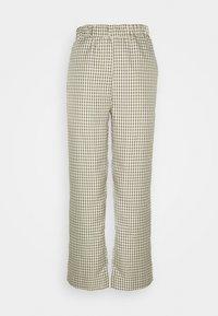 Moves - PYNNE - Pantalon classique - ivory cream - 0