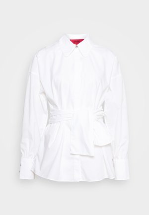 EILISH - Button-down blouse - white