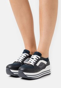 TOM TAILOR - Trainers - navy - 0