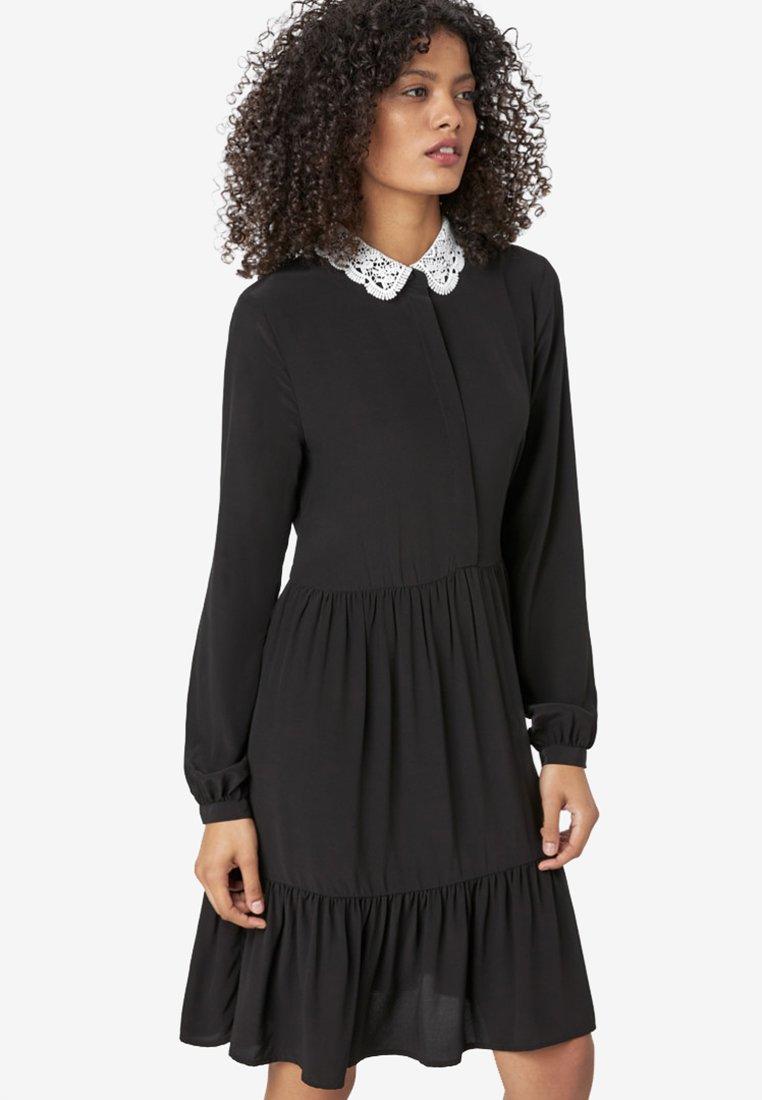 HALLHUBER - Shirt dress - black