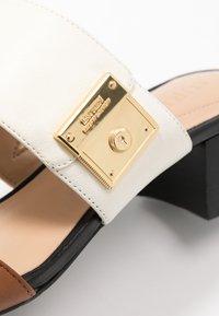 Lauren Ralph Lauren - Pantofle - beige/brown - 2