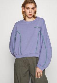Henrik Vibskov - FUNNEL  - Sweatshirt - purple - 4