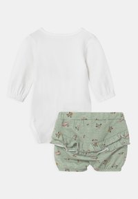 Name it - NBFFENJA SET - Shorts - bright white - 1