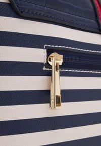 ALDO - GLENDAA - Handbag - nautical/gold-coloured - 3