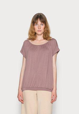 SC-MARICA 4 - T-shirt basique - amethyst