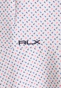 Polo Ralph Lauren Golf - PRINT SLEEVELESS CASUAL DRESS - Sports dress - white - 2