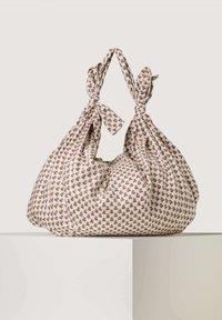 OYSHO - Handbag - beige - 1