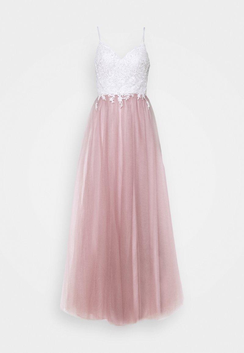 Luxuar Fashion - Společenské šaty - ivory/mauve
