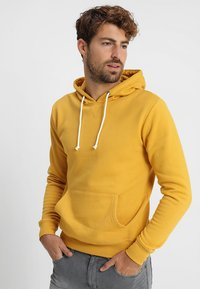 Pier One - Sweat à capuche - yellow - 0