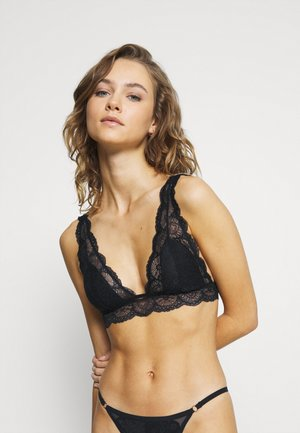 ALL DAY BRA - Triangle bra - black