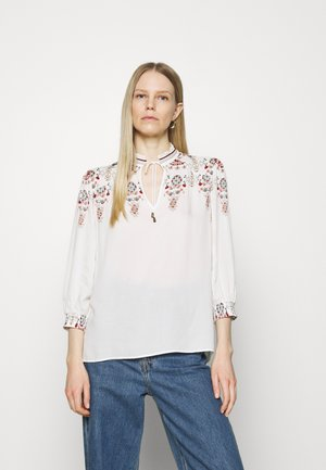 INDIRA - Blouse - white