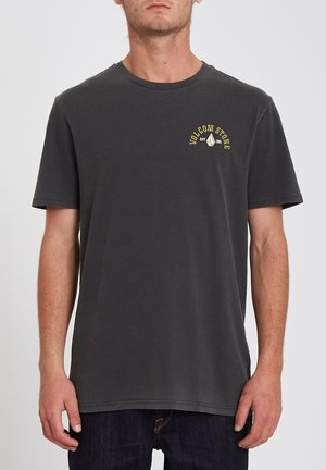 RANCHAMIGO S/S - Print T-shirt - black