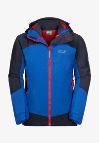 Jack Wolfskin - ROPI 3IN1 - Soft shell jacket - coastal blue - 0