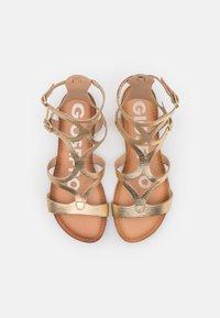 Gioseppo - Ankle cuff sandals - oro - 2