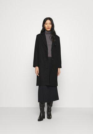 ASTA - Classic coat - black