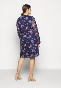 Anna Field Curvy - Day dress - dark blue - 2