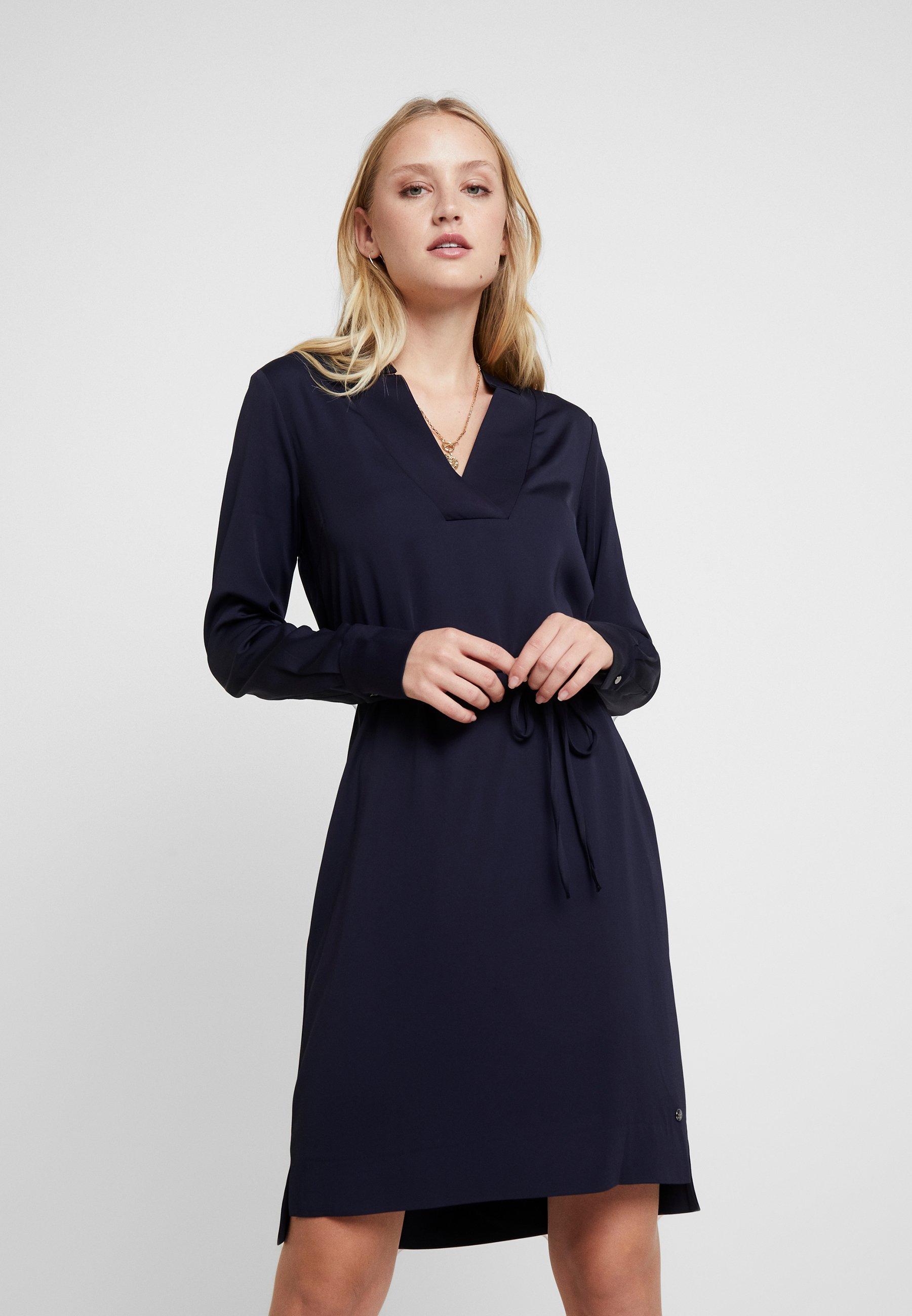 Gran venta Mos Mosh LIPA DRESS - Vestido informal - mood indigo | Ropa de mujer 2020 xI3i1