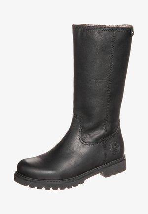 BAMBINA - Zimní obuv - black