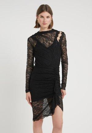 VOLGERE ABITO - Cocktail dress / Party dress - black