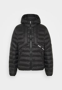 Diesel - W-DWAIN JACKET - Light jacket - black - 4