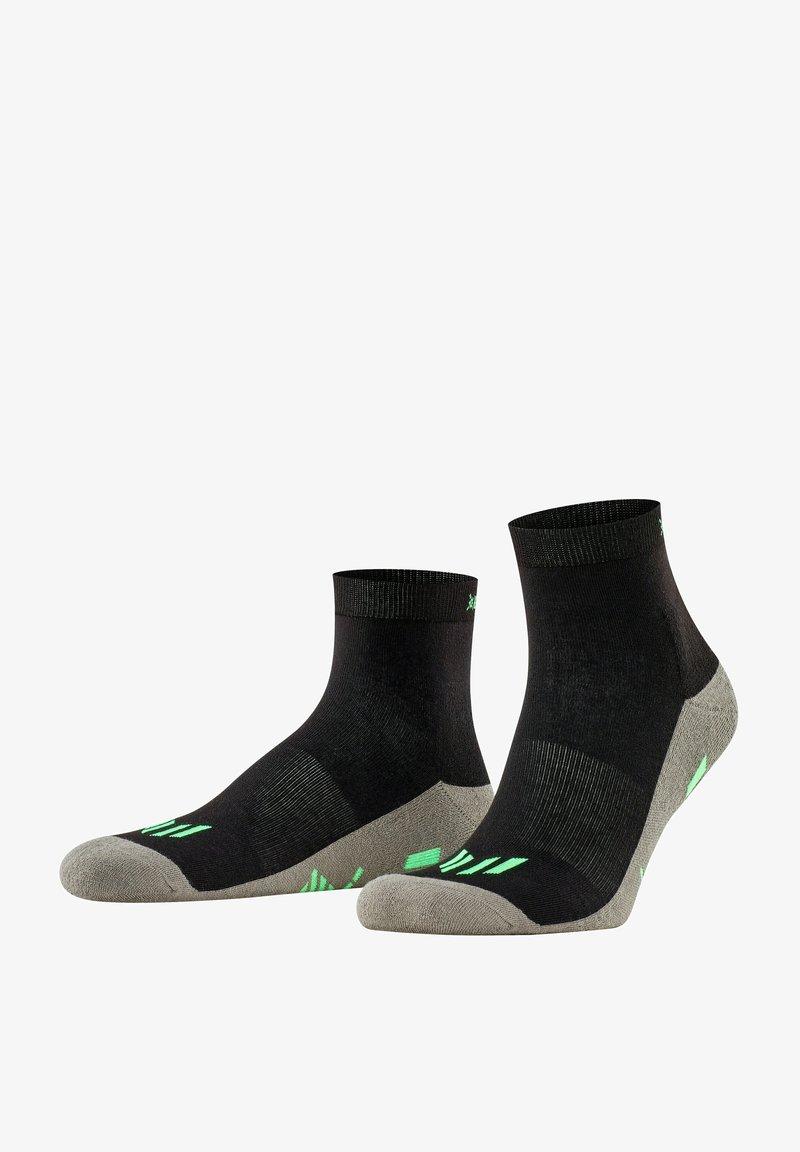 Burlington - Chaussettes de sport - black