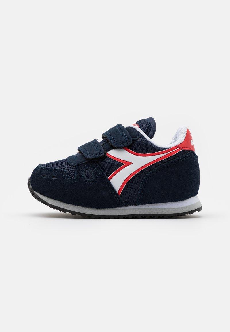 Diadora - SIMPLE RUN UNISEX - Neutrální běžecké boty - blue corsair/white