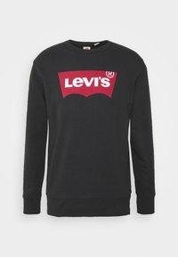 Levi's® - GRAPHIC CREW - Sweatshirt - jet black - 3