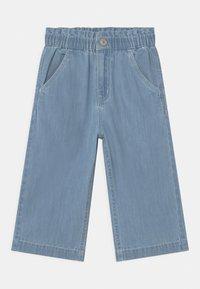 Staccato - CULOTTE - Jeans Straight Leg - light blue denim - 0
