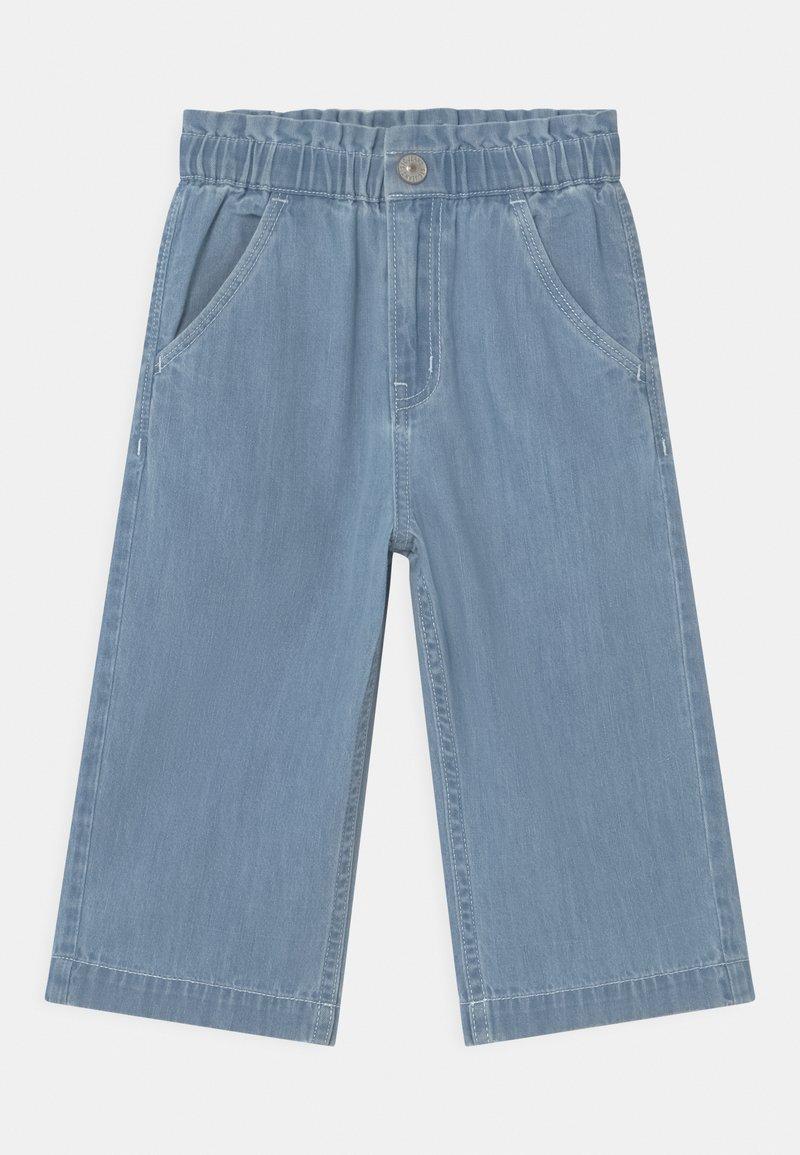 Staccato - CULOTTE - Jeans Straight Leg - light blue denim