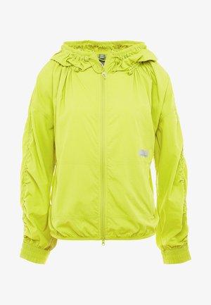 SPORT RUNNING LIGHT JACKET - Training jacket - green