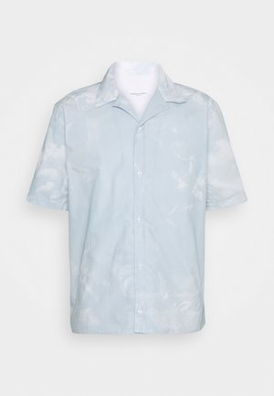 SHIRT SHORT SLEEVES - Chemise - light blue