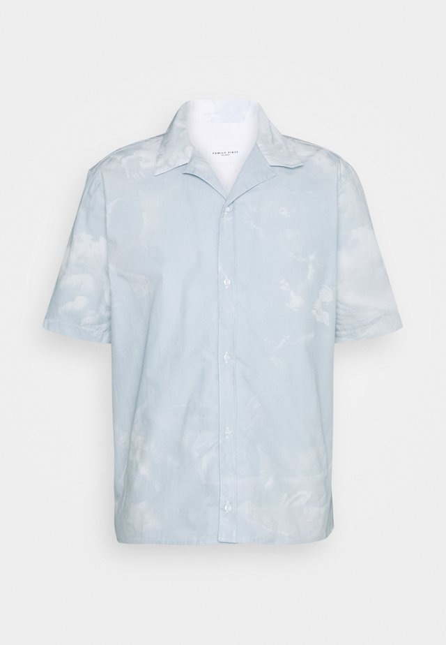 SHIRT SHORT SLEEVES - Overhemd - light blue