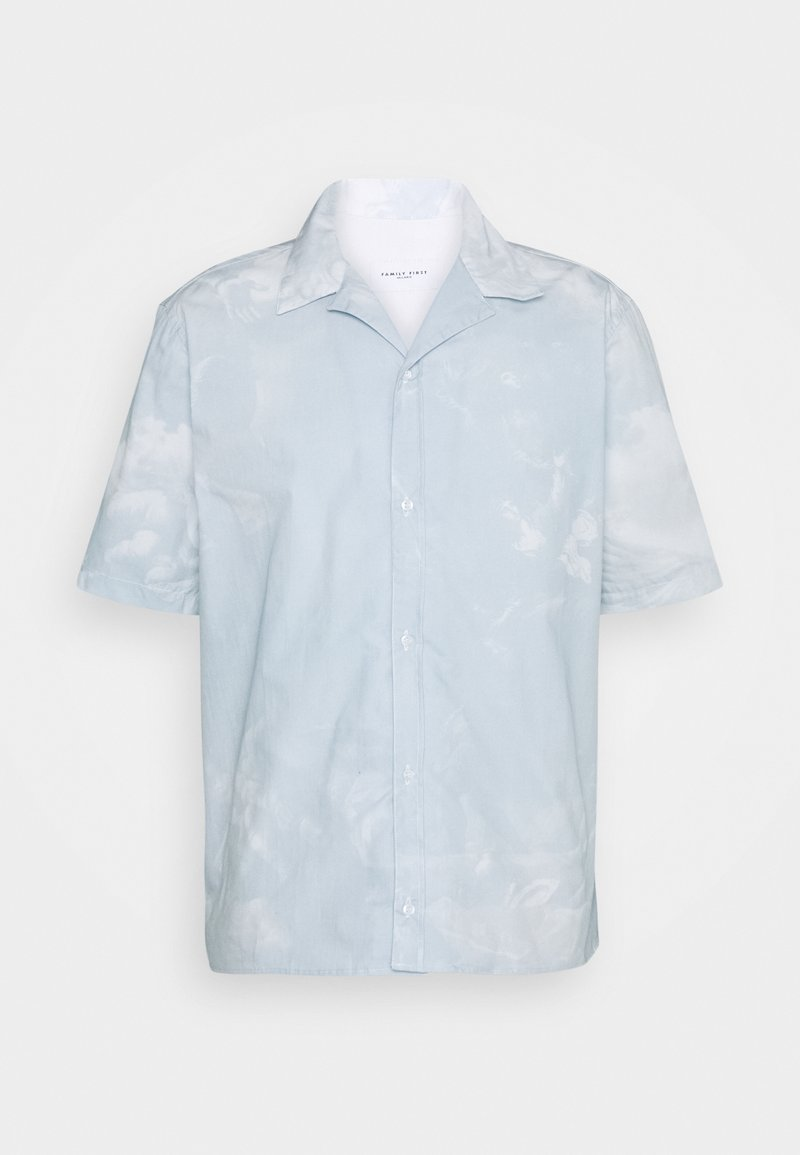 Family First - SHIRT SHORT SLEEVES - Camicia - light blue