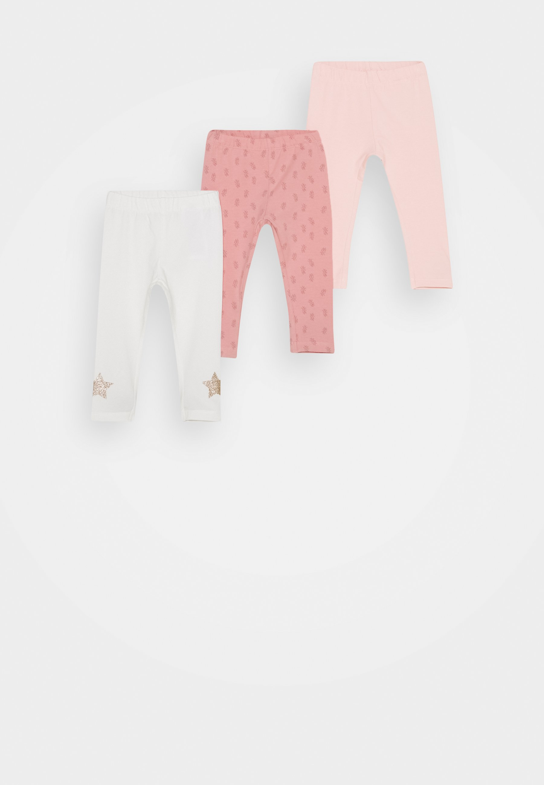 Kids NBFKAJA 3 PACK - Leggings - Trousers