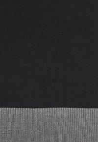 Brave Soul - COBY - Jumper - black/dark grey melange - 6