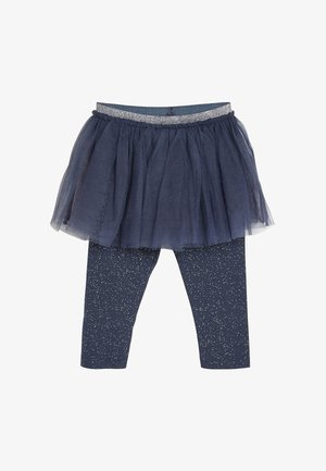 TUTU AND SPARKLE - Leggings - Trousers - blue