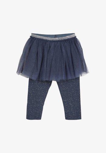TUTU AND SPARKLE - Leggings - Trousers - blue