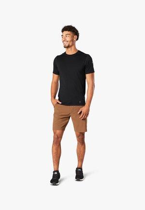 SHORT SLEEVE - T-shirt basique - black