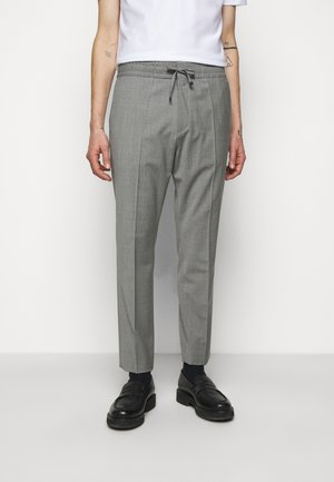 HOWARD - Trousers - dark grey