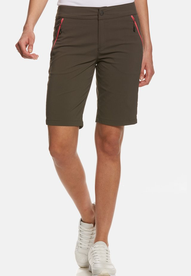 MINA - Shorts outdoor - steel