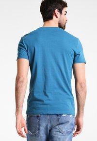 Pier One - T-shirt - bas - petrol - 2