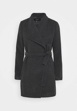 VMCALASISSEL JACKET - Krátký kabát - dark grey melange