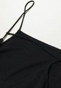 Mango - Day dress - schwarz - 6