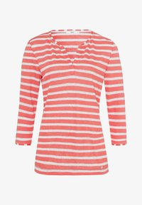 BRAX - STYLE CLAIRE - Long sleeved top - coral - 5