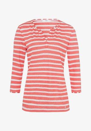 STYLE CLAIRE - Langærmede T-shirts - coral