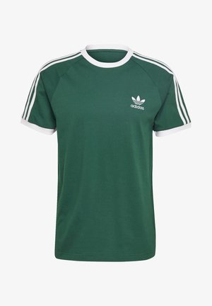 3-STRIPES T-SHIRT - Camiseta estampada - green
