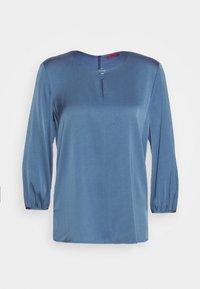 HUGO - CAELA - Blouse - dark blue - 4