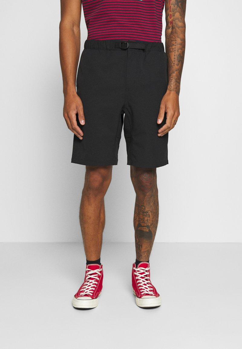 Carhartt WIP - COPEMAN  - Shorts - black