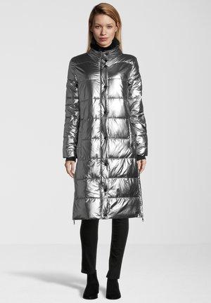 Winter coat - aluminium
