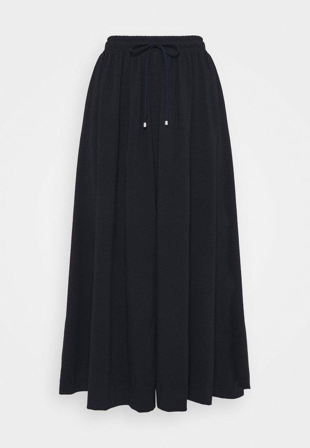 RADAR - A-lijn rok - nachtblau